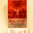 VHS - RED HEAT  *