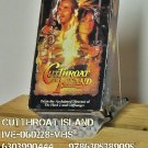 VHS - CUTTHROAT ISLAND
