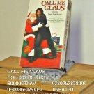 VHS - CALL ME CLAUS