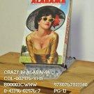 VHS - CRAZY IN ALABAMA