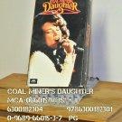 VHS - COAL MINER'S DAUGHTER