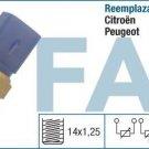 33791 temperature sensor CITROEN 1.9D FIAT PEUGEOT 96250272 133887