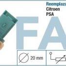 33707 temperature sensor CITROEN BERLINGO C2 C3 C4 MINI PEUGEOT 1338F3 1338F8