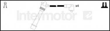 73877 ignition cable leads kit FIAT PUNTO LANCIA Y 1.2 ENGINE CODE 176B9000