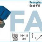 33500 temperature sensor SEAT MARBELLA 028947000A BLUE COLOR
