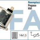 14630 oil pressure sensor MERCEDES DODGE TRUCK AVIA MEVOSA