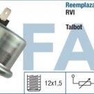 14540 oil pressure sensor DODGE TRUCK TALBOT TRUCK 0060532300 6053230