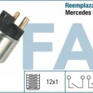 24470 stop light switch MERCEDES 0005458709