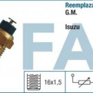 32210 sensor temperature ISUZU Impulse Pick up Trooper 8942356910