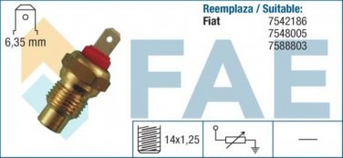 31590 sensor temperature FIAT Panda Uno 7542186 7548005