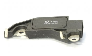 Voltage Regulator D694HD Rigged Heat Sink 1116411 19009752 Delco Ford Alternator