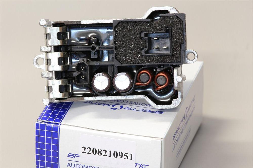 2208210951 AC Blower Heater control 3pin MERCEDES W220 S500