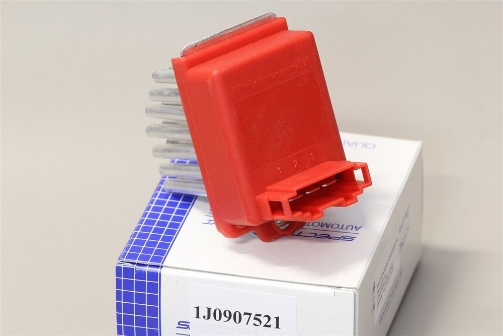 1J0907521 AC Blower Heater control AUDI 80 A3 A4 357907521