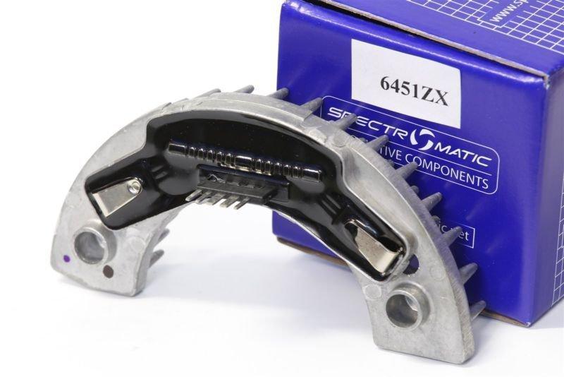 6451ZX AC Blower Heater control CITROEN XSARA PICASSO PEUGEOT 206 307 6451.ZX