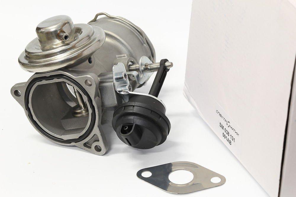 EGR valve 038131501AB SEAT Cordoba SKODA Fabia VW Polo 1.9 TDI ASZ BLT