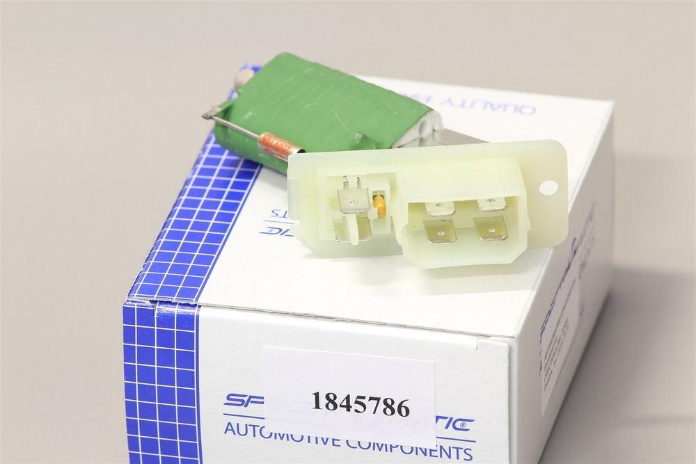 1845786 AC Blower Heater control unit OPEL ASTRA F 90421995