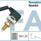 24540 stop light switch for HYUNDAI Accent Lantra Santamo 9381021001