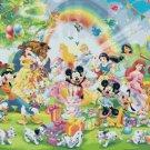 "Disney mickey birthday - 27.57"" x 19.57"" - Cross Stitch Pattern Pdf E590"