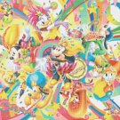 "Disney mickey and your friends during the carnival - 35.43"" x 25.14"" - Cross Stitch Pattern Pdf C714"