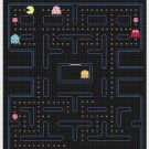 "PacMan level - 13.79"" x 16.79"" - Cross Stitch Pattern Pdf C800"