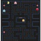 "PacMan level - 13.79"" x 16.79"" - Cross Stitch Pattern Pdf E800"