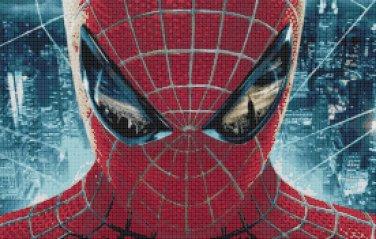 "Amazing spiderman  - 19.71"" x 12.57"" - Cross Stitch Pattern Pdf C819"