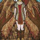 "sages of hyrule - Medli -  9.86"" x 18.07"" - Cross Stitch Pattern Pdf E1638"