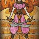 "sages of hyrule - Nabooru -  9.86"" x 18.07"" - Cross Stitch Pattern Pdf E1639"