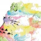 """My Neighbor Totoro of Hayao Miyazaki - 11.21"""" x 10.14"""" - Cross Stitch Pattern Pdf E1894"""