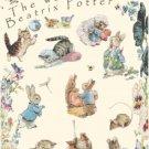 Counted cross Stitch Pattern beatrix potter world 218 *356 stitches E1374