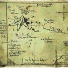 counted cross stitch pattern hobbit mountain and smaug 438x348 stitches E1988