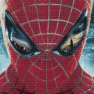 counted cross stitch pattern marvel spider man  276x176 stitches E819