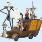 counted Cross Stitch Pattern nightmare before christmas 324x309 stitches E2257