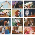 counted cross stitch pattern all disney horses 308*290 stitches E1611