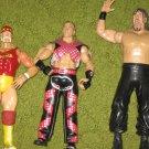 WWE Jakks Bundle: Individual Figures