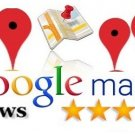 Will Provide 10 Google Maps Reviews