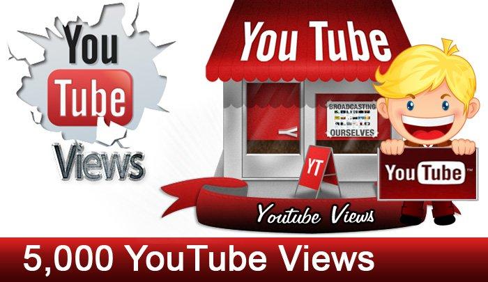 10000 Youtube views