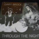 "Gary Brock - Through THe Night 12"" ** SEALED** SUPER RARE !!!"