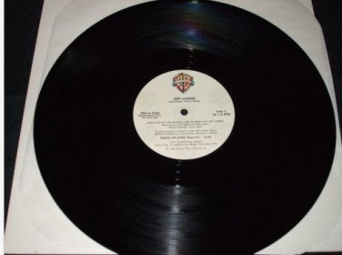 """Jeff Lorber Feat Karyn White ~ Facts Of Love 12"""" / MINT / Rare / PROMO"""