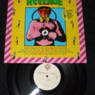 REVENGE OF THE KILLE B'S / MADONNA/ B 52'S/ TALKING HEADS & MORE ** PROMO RARE