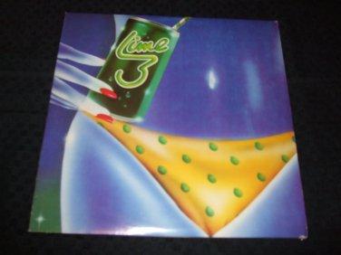 LIME - LIME III LP /MINT (PROMO)