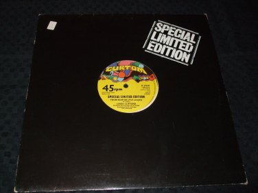 """LINDA CLIFFORD ~ FROM NOW ON 12"""" SUPER RARE LIMITED EDITION / NEVER PLAYED MINT"""