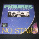 "FIGURES ON A BEACH ~ NO STARS 12"" (PROMO) MINT/NEVER PLAYED"