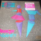 "SECRET TIES ~ DANCIN' INSANITY 12"" (PROMO) NEVER PLAYED"