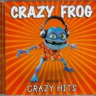 CRAZY FROG ~ CRAZY HITS   MINT/USED