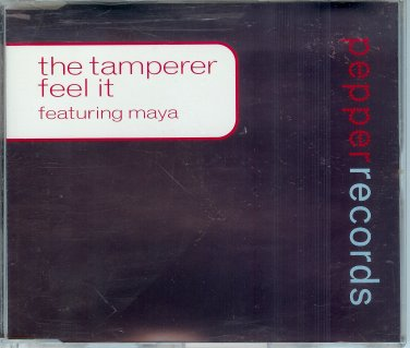 THE TAMPERER ~ FEEL IT (FEAT MAYA)  MINT/USED