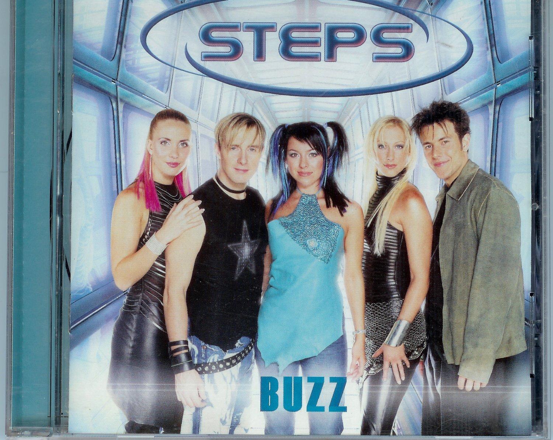 STEPS ~ BUZZ   MINT/USED