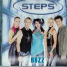 STEPS ~ BUZZ   MINT/USED