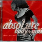 ABOSOLUTE BODY & SOUL ~ VARIOUS ARTIST   MINT/ NEW