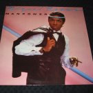 MIQUEL BROWN ~ MANPOWER LP MINT/ NEW